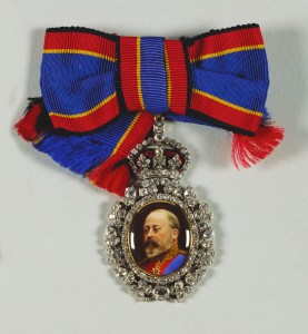 King Edward VII Royal Family Order