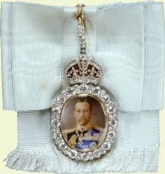 King George V Royal Family Order