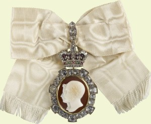 Order of Victoria and Albert - Queen Victoria's personal badge