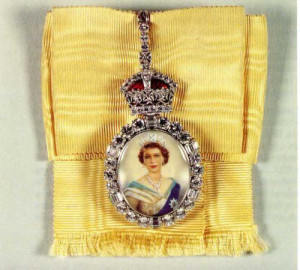 Queen Elizabeth II Royal Family Order